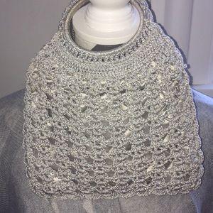 Handbags - Silver bagclutch